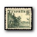 1940 Sellos de España (916). Cifras y Cid.**