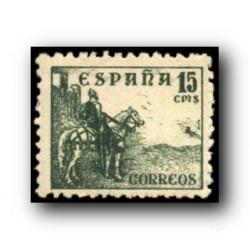 1940 Sellos de España (918). Cifras y Cid.**