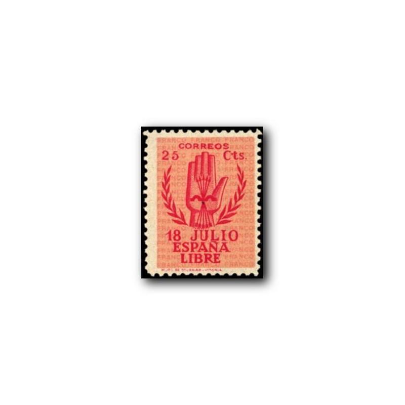 1940 España. Cifras y Cid. Edif.918 **