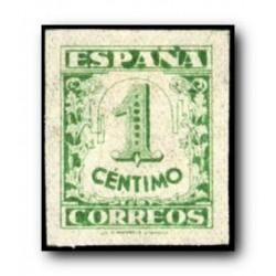 1938/1939 España. Isabel la Católica. Edif.855/60 **