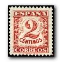 1938 Sellos de España. Fernando el Católico. Edif.841/44 y 841A/844A **