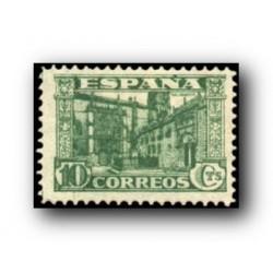 1938 España. Pegaso. Edif.861 *