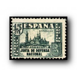 1936/37 Sellos de España (806). Junta de Defensa Nacional.**