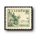 1938 España. Fernando el Católico. Edif.841/44 y 841A/844A *
