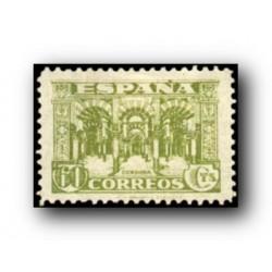 1937 Sellos de España. Aniv. del Alzamiento Nacional. (Edif.836/37) **
