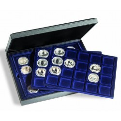 Estuche PRESIDIO TRIO para monedas de hasta 48 mm. Ø