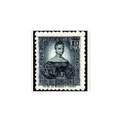 1936-38 España. Cifra y Personajes. Edif.732 *fijasellos