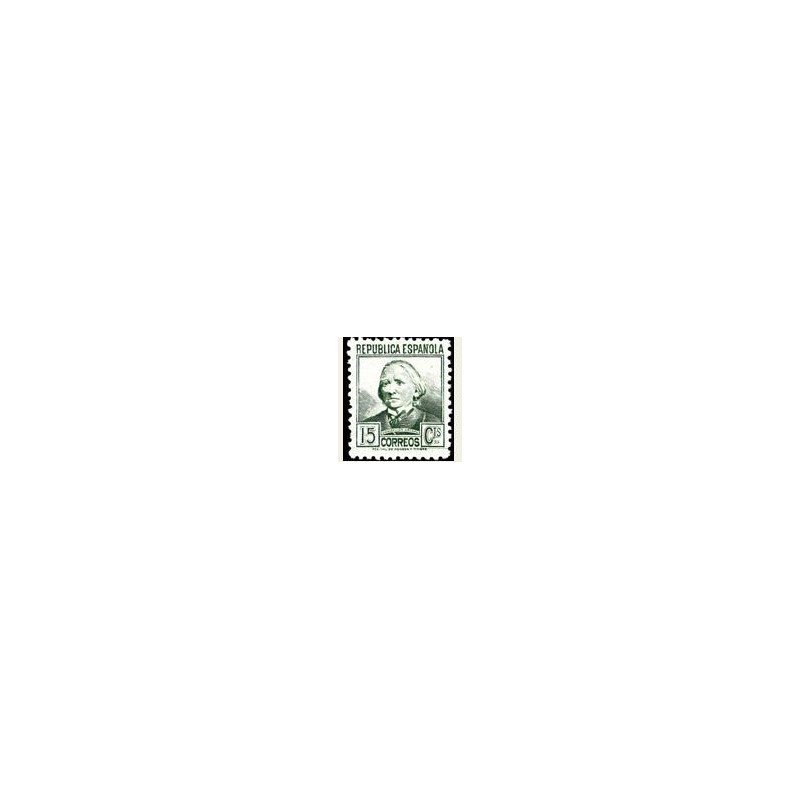 1936-38 España. Cifra y Personajes. Edif.733 *