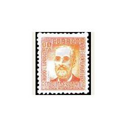 1936-38 España. Cifra y Personajes. Edif.740 **