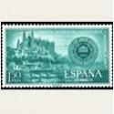 1967 España. Conferencia Interparlamentaria. Edif.1789 **