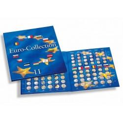 Álbum PRESSO para monedas de 2 euros Tomo II