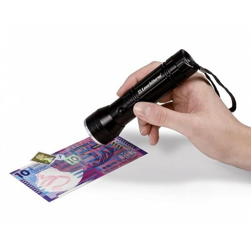 "Lámpara de bolsillo UV L83 ""2 en 1"""