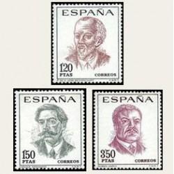 1967 España. Celebridades. 1830/33 **