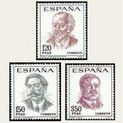 1967 España. Celebridades. Edif.1830/33 **