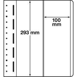 Hojas Leuchtturm LB 2 VERT (10 unids.)