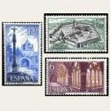 1967 España. Monasterio de Veruela. Edif.1834/36 **