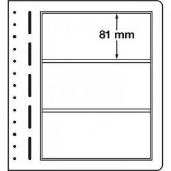 Hojas Leuchtturm LB 3 (10 unds.)