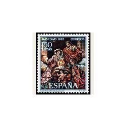 1967 España. Navidad. 1838 **