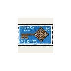 1968 España. Europa CEPT. Edif.1868. **