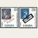 1968 España. Día Mundial del Sello. Edif.1869/70. **