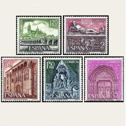 1968 España. Turismo. Edif.1875/79 **