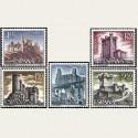 1968 España. Castillos de España. Edif.1876/84 **