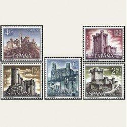 1968 España. Castillos de España. 1880/1884 **