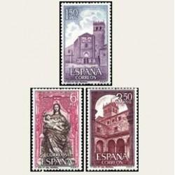 1968 España. Monasterio Sta. María del Parral. 1894/96 **