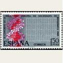 1969 España. Congreso Europeo de Bioquímica. Edif.1920 **