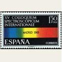 1969 España. Coloquium Spectroscopucum. Edif.1924 **