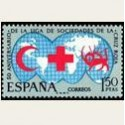 1969 España. Liga de Sociedades de la Cruz Roja. Edif.1925 **