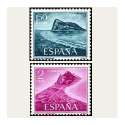 1969 España. Trabajadores Españoles en Gibraltar. Edif.1933/34 **