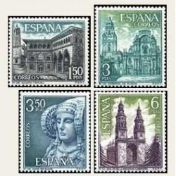 1969 España. Turismo. Edif.1935/38 **