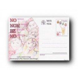 2006 España. Enteros Postales - Contra la Droga (Edif.175)**
