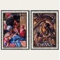 1969 España. Navidad. Edif.1944/45 **