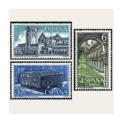 1969 España. Monasterio de las Huelgas. Edif.1946/48 *