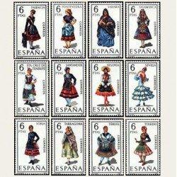 1970 España. Trajes Regionales Españoles. Edif.1949/1960 **