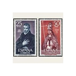 1970 España. Personajes Españoles. Edif.1961/62 **