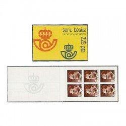 1986 Sellos de España (2834C II). S.M. D. Juan Carlos I.