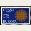 1970 España. Europa CEPT. Edif.1973 **