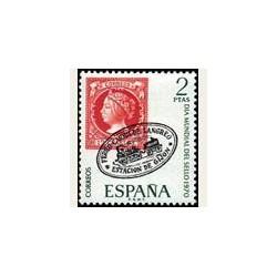 1970 España. Día Mundial del Sello. Edif.1974 **