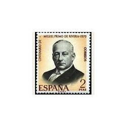 1970 España. Miguel Primo de Rivera. Edif.1976 **