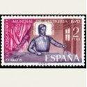 1970 España. Congreso de Sastrería. Edif.1988 **