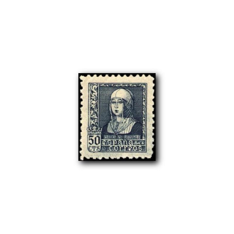 1938 Sellos de España (859). Isabel la Católica.**