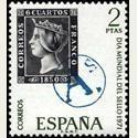 1971 España. Día Mundial del Sello. Edif.2033 **
