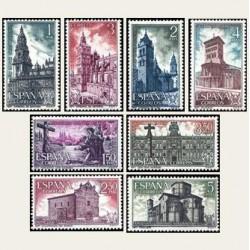 1971 España. Año Santo Compostelano. Edif.2063/70 **