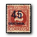 1938 España. Cifras. Edif.744 **