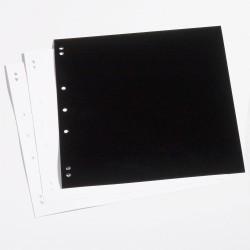 Hojas ENCAP separadoras en negro (5 unds.)