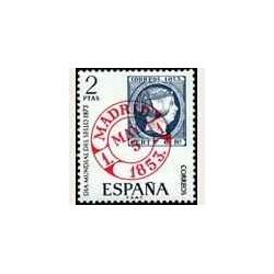 1973 Sellos de España (2127). Día Mundial del Sello.