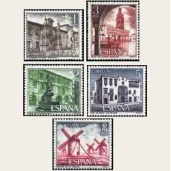 1973 España. Turismo. Edif.2129/33 **